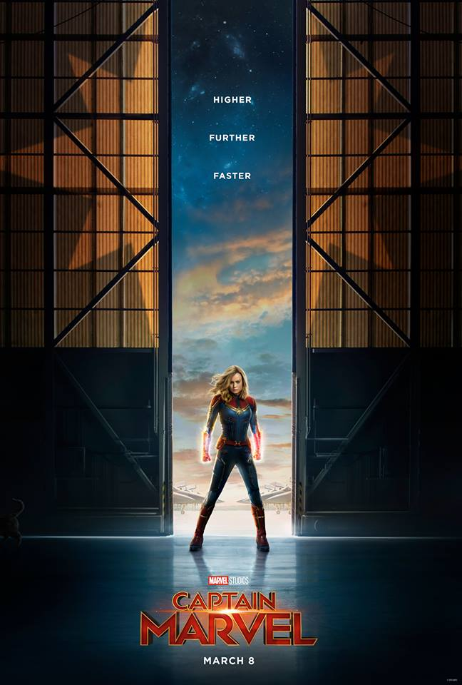 MarvelCaptainMarvelTeaserPoster